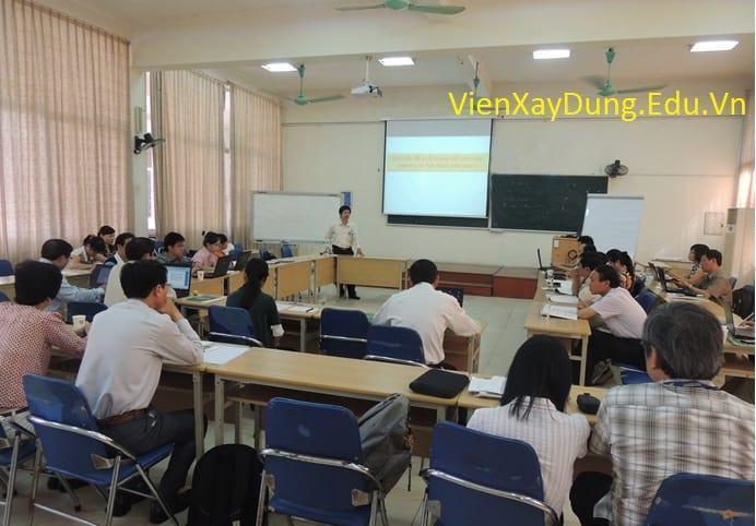 Lớp học chứng chỉ quản lý dự án
