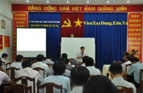 Lớp Học Tư Vấn Giám Sát Tại Hà Nội