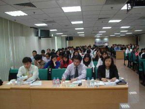 Lớp học quản lý dự án tại TPHCM