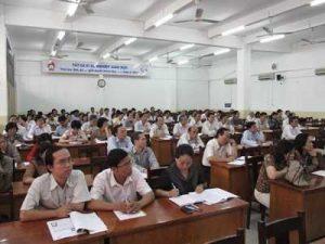 Lớp học chỉ huy trưởng tại TPHCM