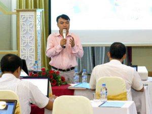 GV Phạm Thy Hùng hướng dẫn thực hành Đấu thầu qua mạng