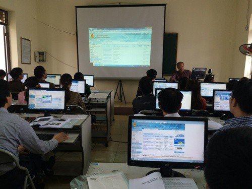 Lớp Học Đấu Thầu Qua Mạng Tại Hà Nội – TPHCM
