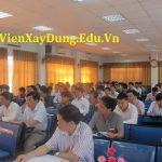 Lớp Học Cấp Chứng Chỉ Đấu Thầu Và Quản Lý Dự Án Xây Dựng