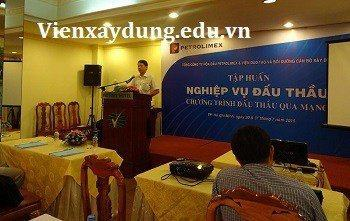 Cấp Chứng Chỉ Đấu Thầu tại Cần Thơ, Vũng Tàu, Nha Trang, Bình Dương