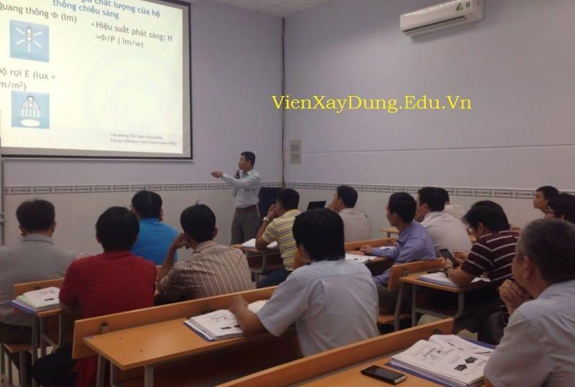 Lớp Học Nghiệp Vụ Chỉ Huy Trưởng Công Trình Tại Hà Nội – TPHCM