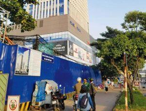Giá trúng thầu Gói thầu Hệ thống thang máy thuộc Dự án Cao ốc văn phòng tại 152 đường Điện Biên Phủ (TP.HCM) là 30,677 tỷ đồng