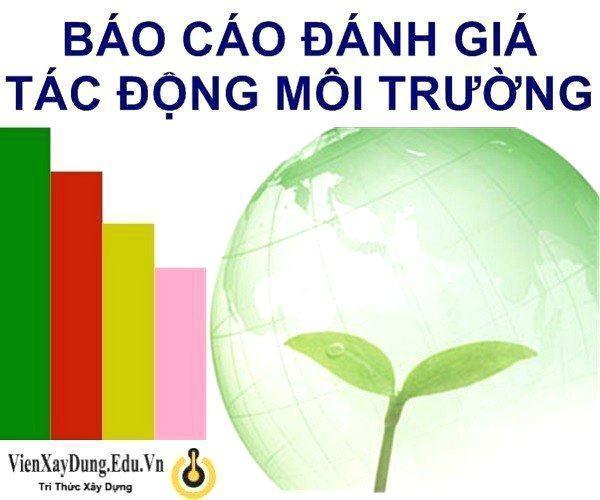 Dịch vụ đánh giá tác động môi trường ĐTM