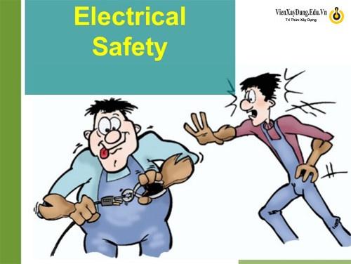 chứng chỉ an toàn điện