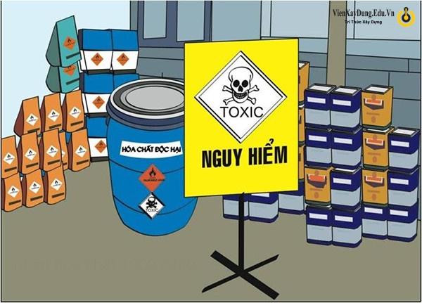 chứng chỉ an toàn hóa chất