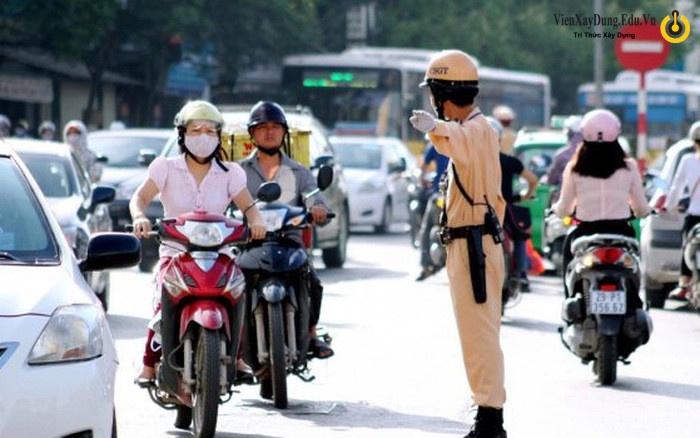 chứng chỉ an toàn giao thông